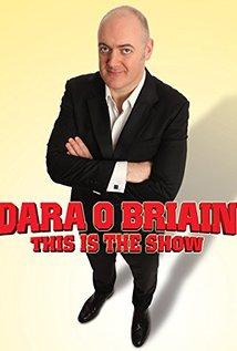 Image of Dara O'Briain