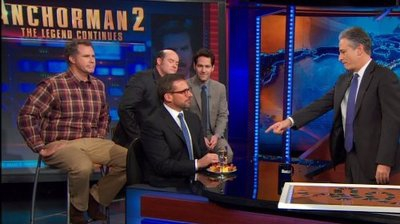 Will Ferrell, David Koechner, Paul Rudd & Steve Carell