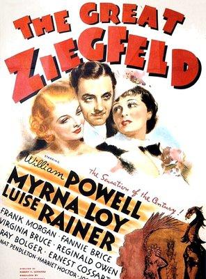 Poster of The Great Ziegfeld