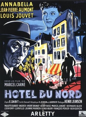 Poster of Hotel du Nord