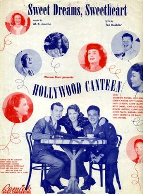 Poster of Hollywood Canteen