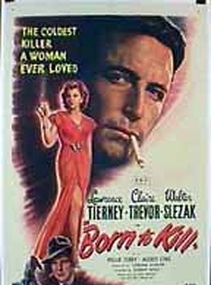 Poster of Born to Kill
