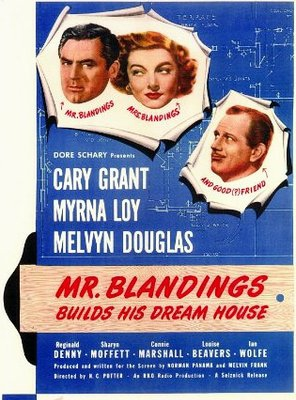 Poster of Mr. Blandings Builds His Dream House