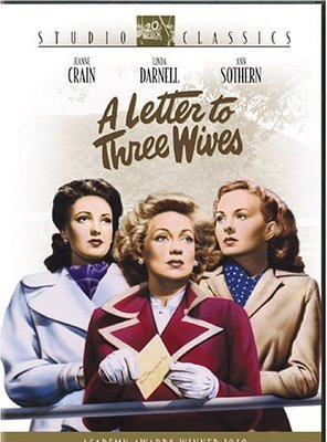 Poster of A Letter to Three Wives