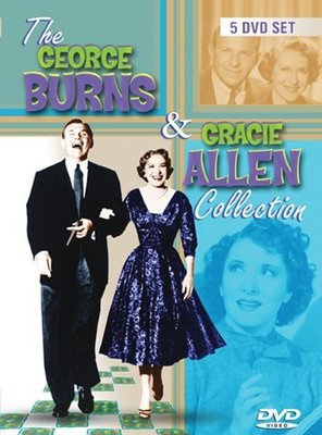 Poster of The George Burns and Gracie Allen Show