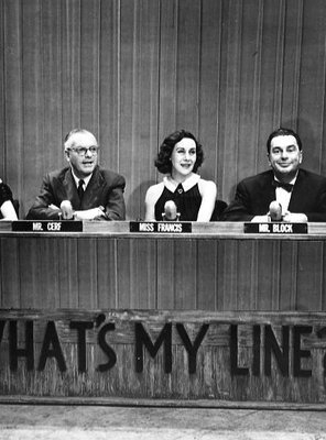 Poster of What's My Line?