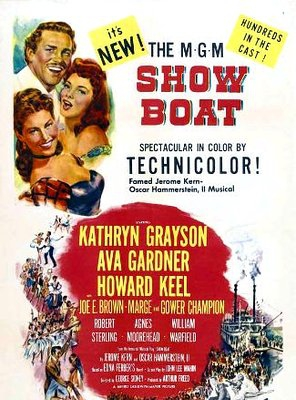 Poster of Show Boat