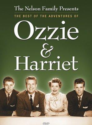 Poster of The Adventures of Ozzie & Harriet