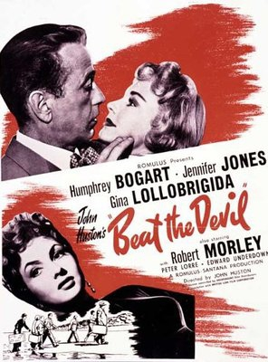 Poster of Beat the Devil