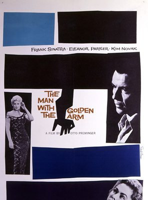 Poster of The Man with the Golden Arm
