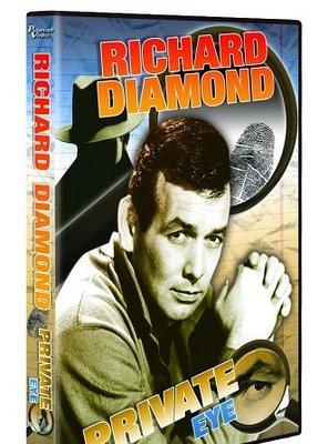 Poster of Richard Diamond, Private Detective