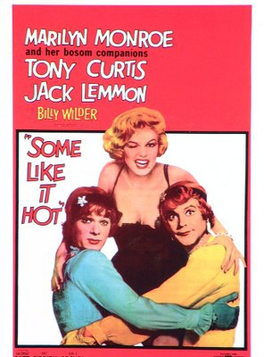 Poster of Some Like It Hot