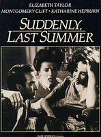 Poster of Suddenly, Last Summer