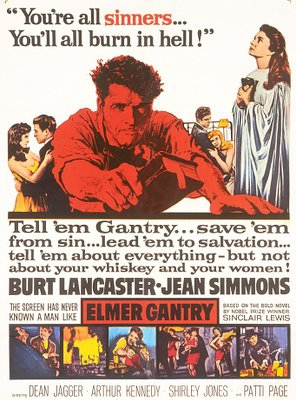 Poster of Elmer Gantry