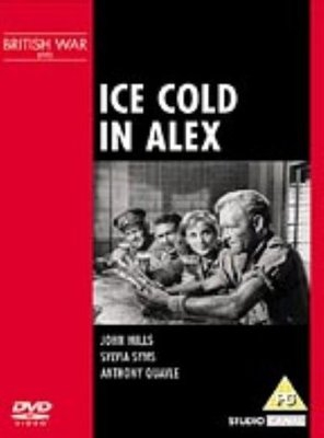 Poster of Ice Cold in Alex