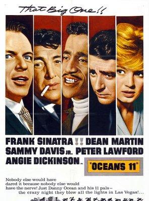 Poster of Ocean's 11