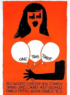 Poster of One, Two, Three