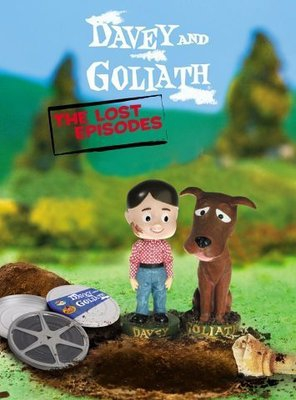 Poster of Davey and Goliath