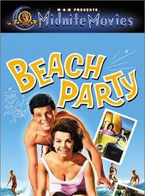Poster of Beach Party