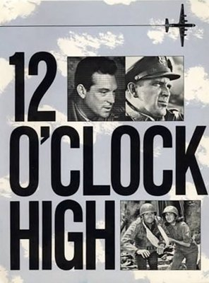 Poster of 12 O'Clock High