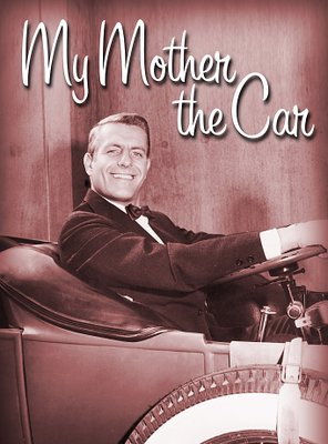 Poster of My Mother the Car
