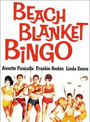 Poster of Beach Blanket Bingo