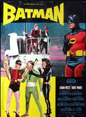 Poster of Batman: The Movie