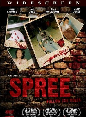 Poster of Spree