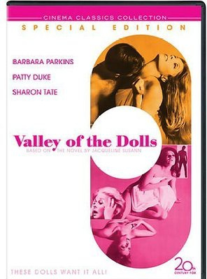 Poster of Valley of the Dolls