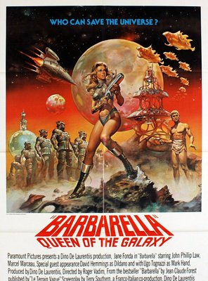 Poster of Barbarella