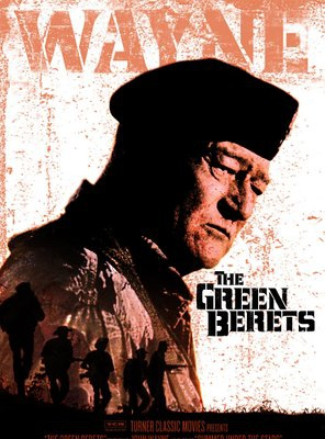 Poster of The Green Berets