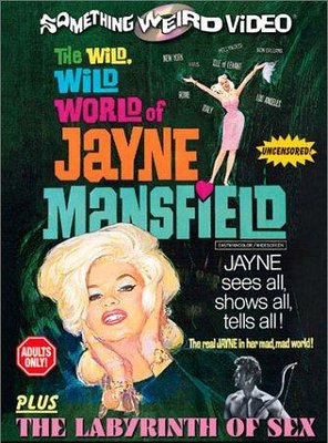 Poster of The Wild, Wild World of Jayne Mansfield