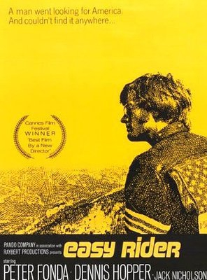 Poster of Easy Rider