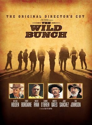 Poster of The Wild Bunch