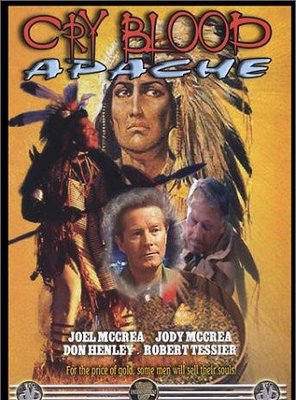 Poster of Cry Blood, Apache