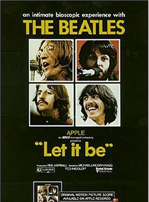 Poster of Let It Be
