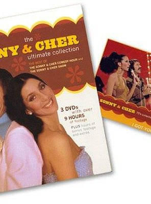 Poster of The Sonny and Cher Comedy Hour