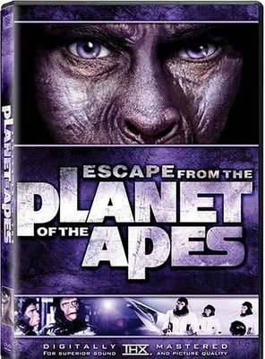 Poster of Escape from the Planet of the Apes