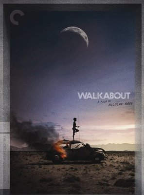 Poster of Walkabout