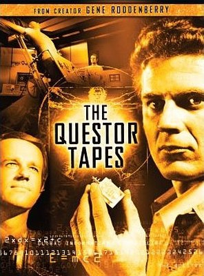 Poster of The Questor Tapes