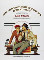 Poster of The Sting