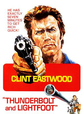 Poster of Thunderbolt and Lightfoot