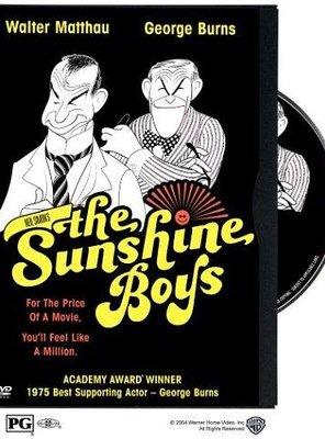 Poster of The Sunshine Boys
