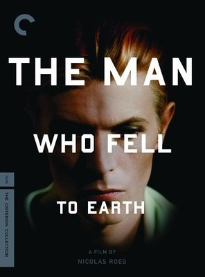 Poster of The Man Who Fell to Earth