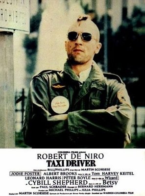 Poster of Taxi Driver