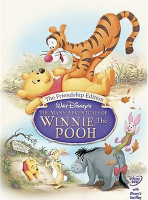 Poster of The Many Adventures of Winnie the Pooh