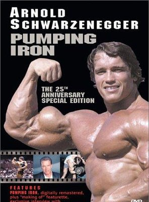 Poster of Pumping Iron
