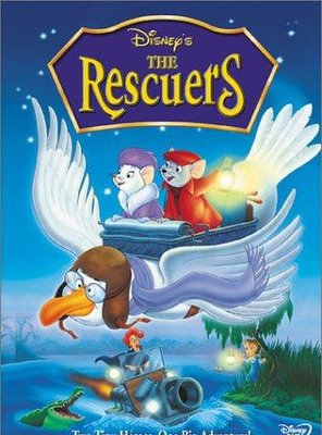 Poster of The Rescuers