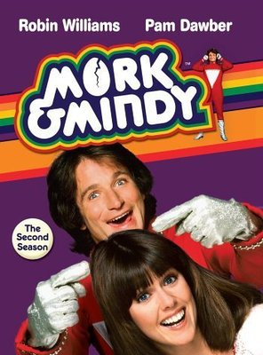 Poster of Mork & Mindy