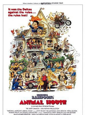 Poster of Animal House